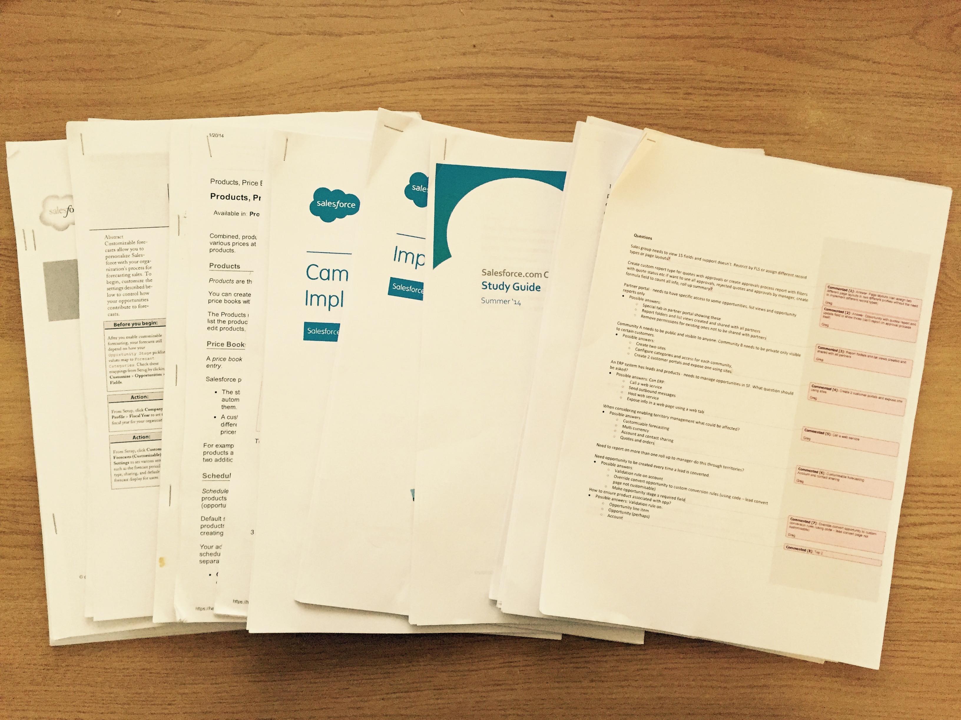 Salesforce Administrator Exam Resources