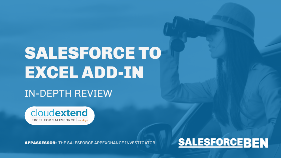 Salesforce to Excel Add-in [In-Depth Review]