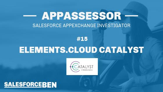 AppAssessor #15: Elements Catalyst In-Depth Review