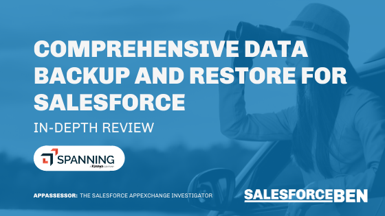 Comprehensive Data Backup and Restore for Salesforce [In-Depth Review]