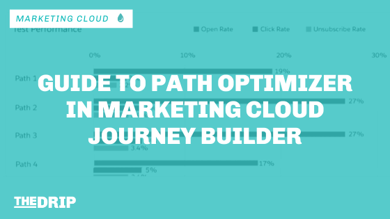 Guide to Path Optimizer in Marketing Cloud Journey Builder