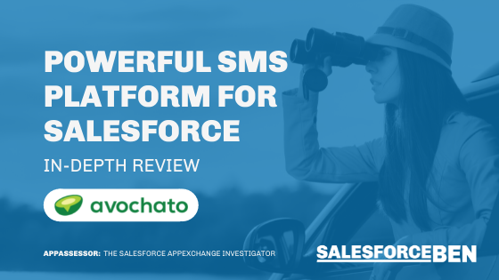 Powerful SMS Platform for Salesforce [In-Depth Review]