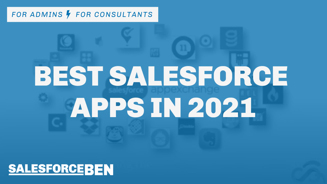Best Salesforce Apps in 2021