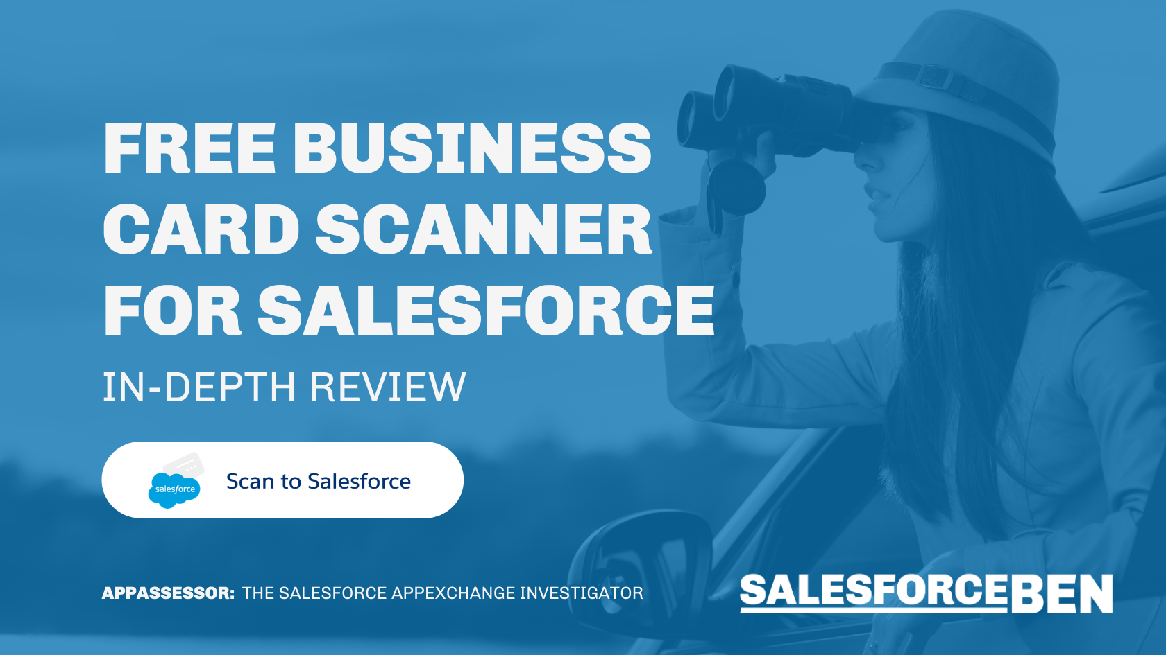 Free Business Card Scanner for Salesforce [In-Depth Review]