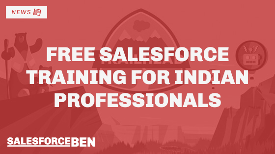 Free Salesforce Training for Indian Professionals