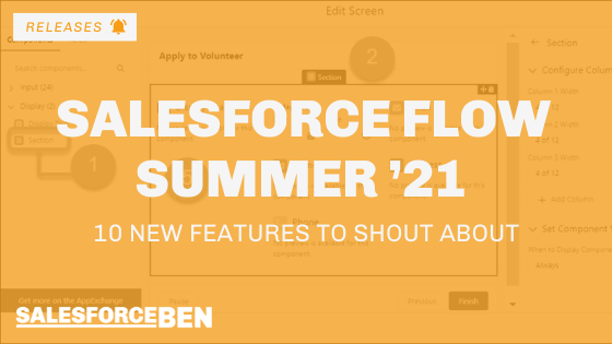 10 New Salesforce Flow Features to Shout About in Summer '21